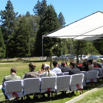 Mt. Shasta Weddings - Image of Guests
