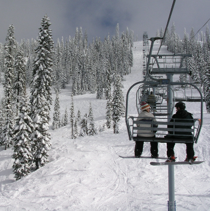 Things To Do in Mt. Shasta - Skiing at the Mt Shasta Ski Park