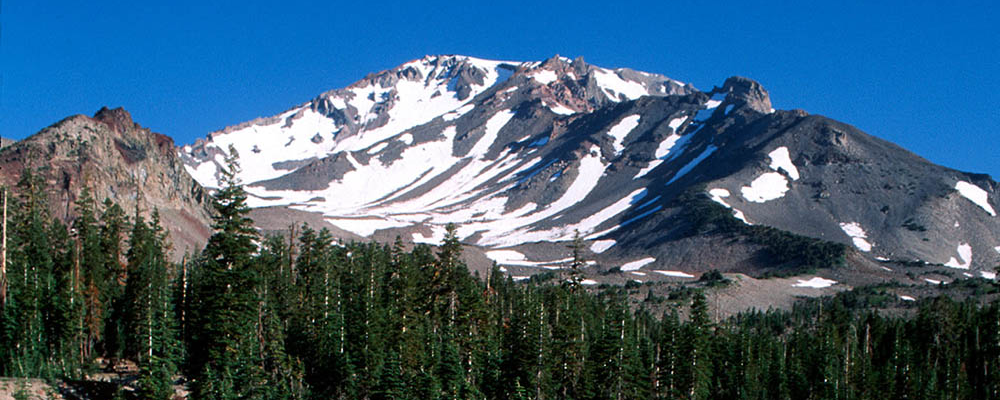 Things To Do - Drive up Mt. Shasta