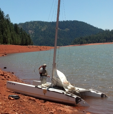 Things To Do in Mt. Shasta - Sailing on Lake Siskiyou