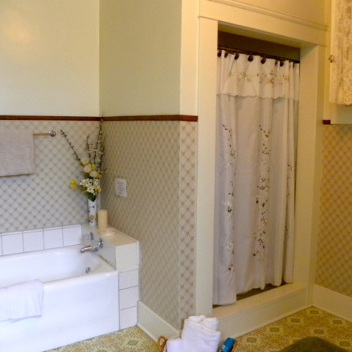 Shasta Starr Ranch - Shower and Bath