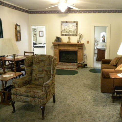Shasta Starr Ranch - Carriage House Community Room