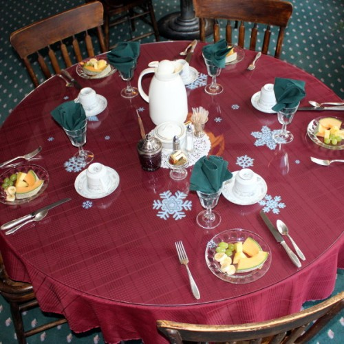 Shasta Starr Ranch - Table Setting