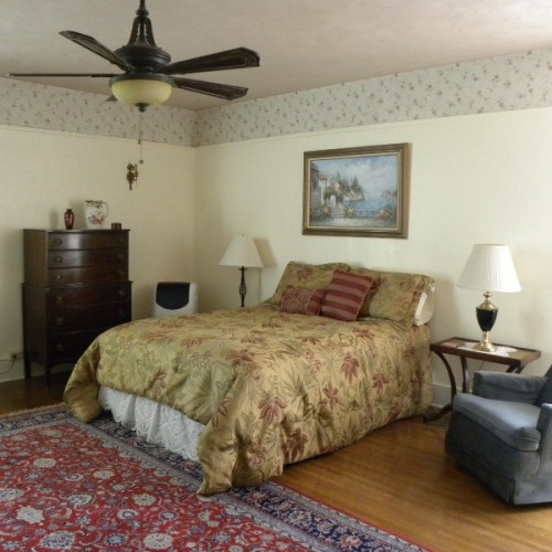 Shasta Starr Ranch Main House - Room 201
